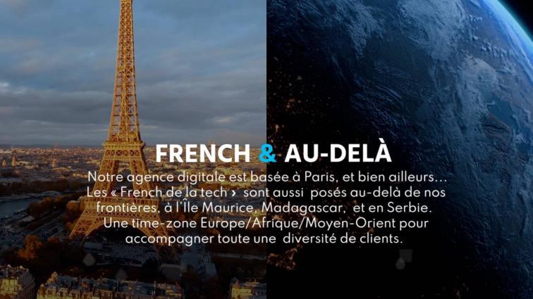 Agence digitale Paris